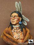 B10018 Sioux Lakota Blackdog