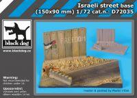 D72035 1/72 Israeli street base
