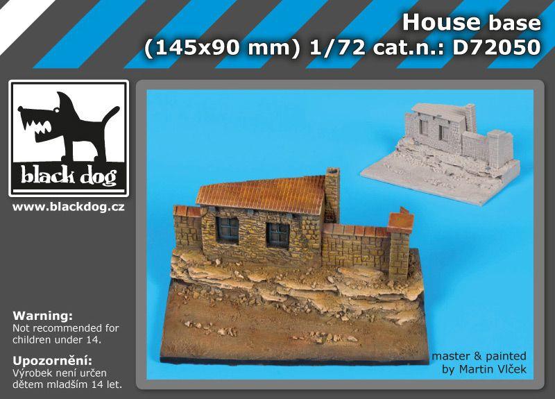 D72050 172 House base Blackdog