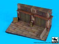 D72051 1/72 Garage base Blackdog