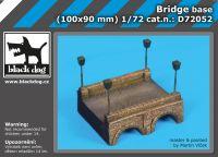 D72052 1/72 Bridge base