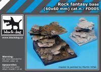 FD005 Rock fantasy base Blackdog