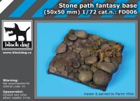 FD006 Stone part fantasy base