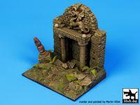 FD008 Dragon house fantasy base Blackdog