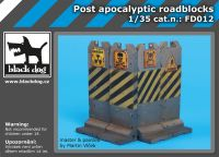 FD012 Apocalyptic roadblocks Blackdog