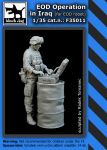 F35011 1/35 EOD OPERATION IN IRAQ /for EOD Robot Blackdog