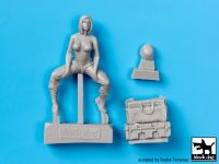 F35062 1/35 US Woman Soldier Blackdog