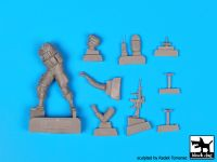 F35077 1/35 US soldiers team special group Blackdog