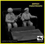 F35099 1/35 British paratroopers set Blackdog