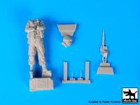 F35104 1/35 Soldier in Crimea N°4 Sniper Blackdog