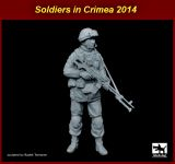 F35106 1/35 Soldiers in Crimea sniper plus gunner Blackdog
