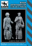F35116 1/35 British paratroper set