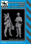 F35122 1/35 British paratropers set N°2