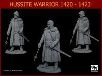 F75016 5mm Hussite warrior Blackdog