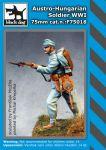 F75018 Austro-Hungarian Soldier WW I