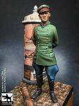 F72020 75mm German Army Captain Blackdog