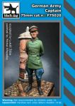 F72020 75mm German Army Captain