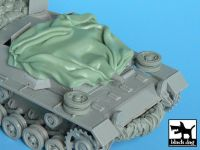 T35010 1/35 Canvas for Stug III C/D Blackdog