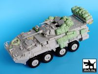 T35033 1/35 Canadian Lav III accessories set Blackdog