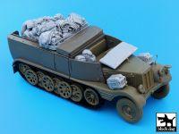 T35052 1/35 Sd. Kfz.11 Blackdog