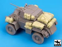 T35059 1/35 British Humber Mk IV accessories set Blackdog