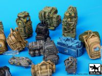 T35062 1/35 Autralian equipment accessories set Blackdog