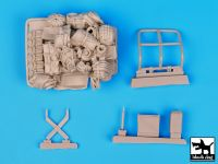 T35066 1/35 Pick-up US special forces accessories set Blackdog