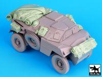 T35069 1/35 Humber Scout car Mk I accessories set Blackdog