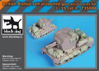 T35088 1/35 British Bishop accessories set Blackdog