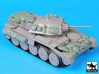 T35090 1/35 Crusader Mk I accessories set Blackdog