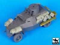 T35113 1/35 Marmon -Herrington Mk II accessories set Blackdog