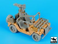 T35121 1/35 M-151 FAV conversion set Blackdog