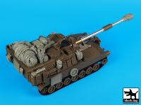 T35122 1/35 M-109 A6 Paladin accessories set Blackdog