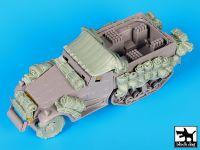 T35123 1/35 M 4 mortar big accessories set Blackdog