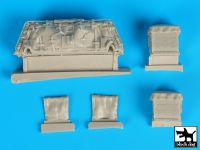 T35128 1/35 Merkava IV basket accessories set Blackdog