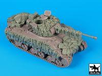 T35138 1/35 British Sherman Firefly hessian tape N Blackdog