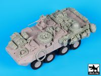 T35145 1/35 US Stryker WINT-T A plus equipment set Blackdog