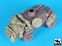 T35165 1/35 Otter light reconnaissance car accessories set Blackdog