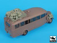 T35171 1/35 Opel Blitz 3.6-47 Omnibus accessories set Blackdog