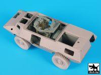 T35177 1/35 M1117 Guardian interier accessories set Blackdog