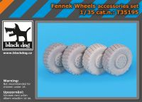 T35195 1/35 Fennek wheels accessories set