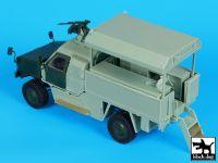 T35198 1/35 Dingo 2 GE C1 GSI conversion set Blackdog