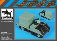 T35207 1/35 Australian M 113 ALV big set conversion set (Tamiya) Blackdog