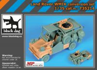 T35214 1/35 Land Rover WMIK conversion set