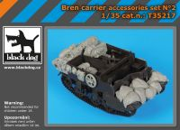 T35217 1/35 Bren Carrier accessories set