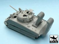T48007 1/48 US Marine Sherman accessories set Blackdog