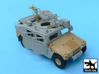 T48058 1/48 IDF Uparmored Humvee conversion set