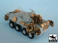 T72001 1/72 LAV 25 Iraq War