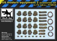 T72010 1/72 US modern equipment 2 Blackdog