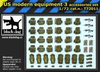 T72011 1/72 US modern equipment 3